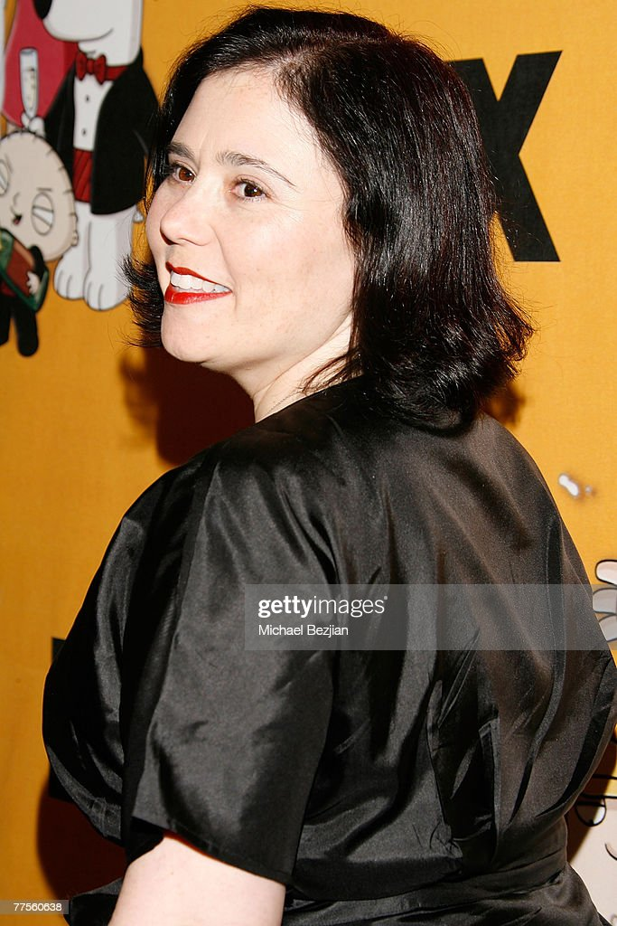 Alex Borstein arrives at the Family Guy 100th Episode Party