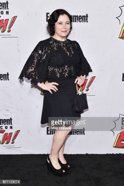 Alex Borstein at Entertainment Weekly's annual ComicCon party in celebration of ComicCon 2017 at Float at Hard Rock Hotel San Diego on July 22 2017...
