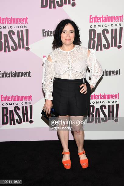 Alex Borstein attends Entertainment Weekly's ComicCon Bash held at FLOAT Hard Rock Hotel San Diego on at Float at Hard Rock Hotel San Diego on July...