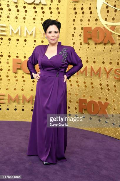 Alex Borstein attends the 71st Emmy Awards at Microsoft Theater on September 22, 2019 in Los Angeles, California.