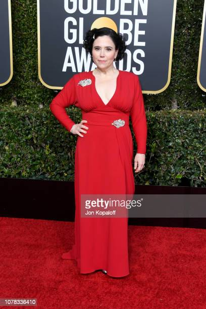 Alex Borstein attends the 76th Annual Golden Globe Awards at The Beverly Hilton Hotel on January 6 2019 in Beverly Hills California