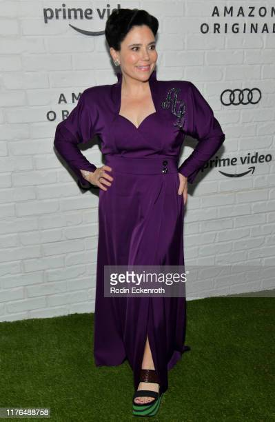 Alex Borstein attends the Amazon Prime Video Post Emmy Awards Party 2019 on September 22, 2019 in Los Angeles, California.