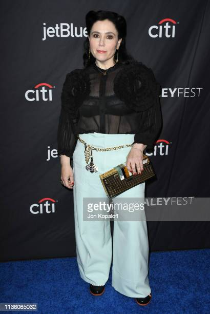 Alex Borstein attends The Paley Center For Media's 2019 PaleyFest LA Opening Night Presentation Amazon Prime Video's The Marvelous Mrs Maisel at...