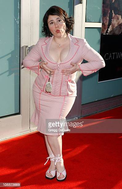 Alex Borstein during 'Catwoman' World Premiere Arrivals at Cinerama Dome in Hollywood California United States