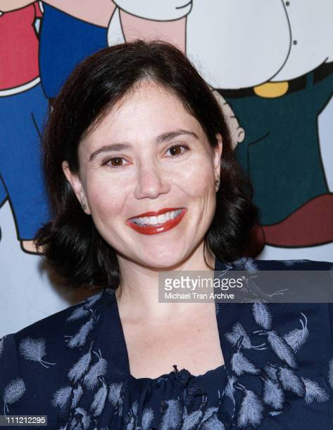 Alex Borstein during 'Family Guy' Gallery Exhibit and DVD Release Party Arrivals at The Museum of Television Arts and Sciences in Beverly Hills...