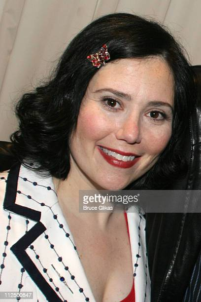 Alex Borstein during Just for Laughs Presents 'Family Guy Live' at Town Hall in New York City New York United States