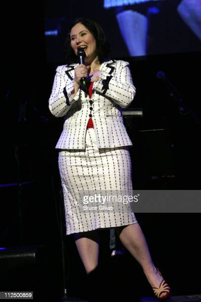 Alex Borstein during Just for Laughs Presents Family Guy Live at Town Hall in New York City New York United States