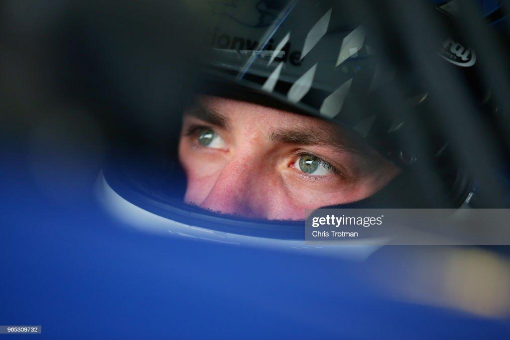 Pocono Raceway - Day 1