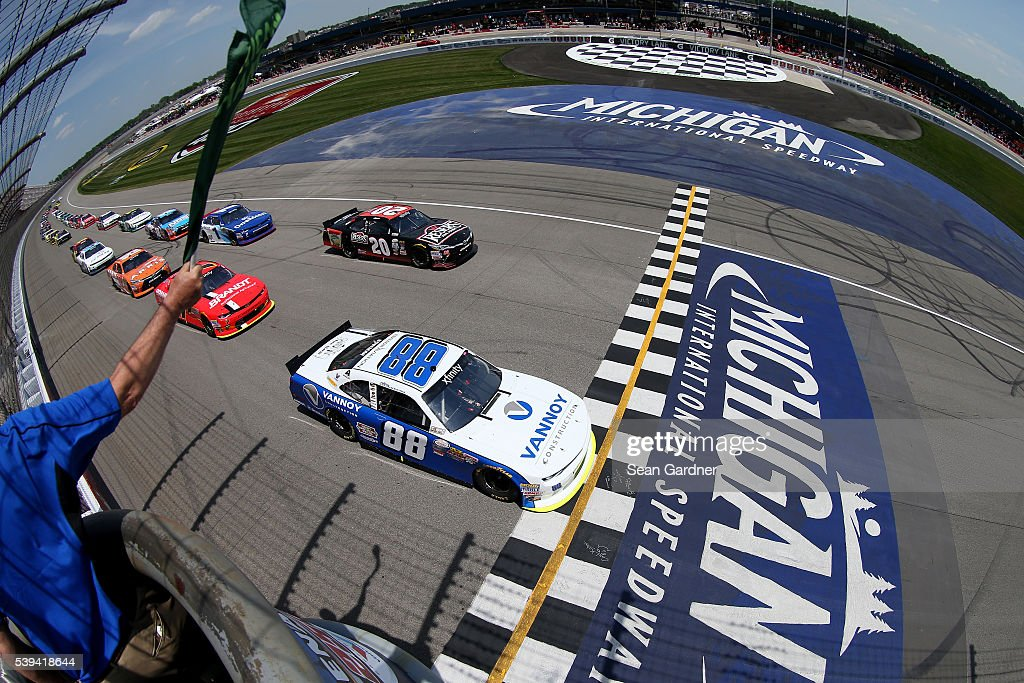 NASCAR XFINITY Series Menards 250 presented by Valvoline