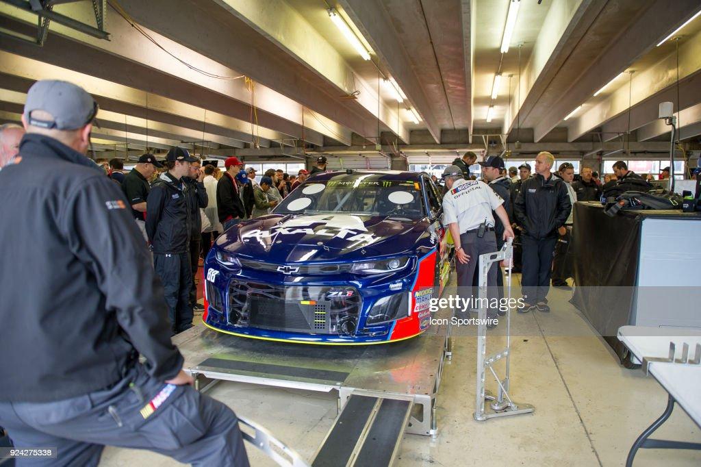 AUTO FEB Monster Energy NASCAR Cup Series Folds Of Honor - Car show atlanta motor speedway