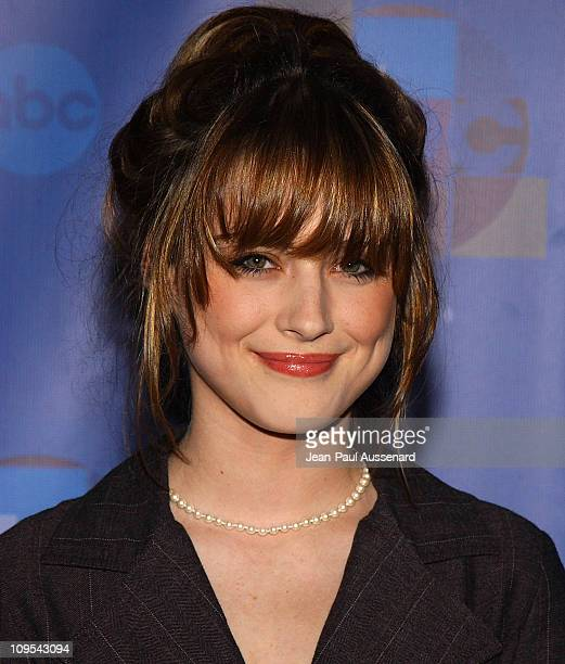 Alex Breckenridge during ABC AllStar Party at Astra West in West Hollywood California United States