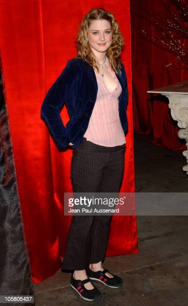 Alex Breckenridge during The Silver Spoon Golden Globe Hollywood Buffet Day 1 at Ivar Soho Project in Hollywood California United States