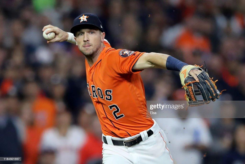 World Series - Washington Nationals v Houston Astros - Game Seven : News Photo