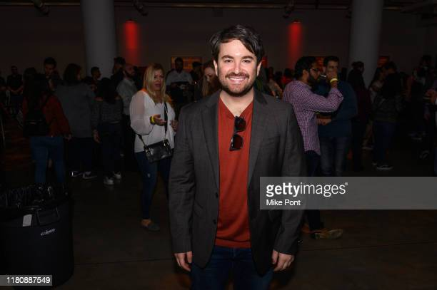 Alex Brightman attends Four Roses Bourbon's Broadway Tastes presented by iHeartRadio Broadway hosted by Alex Brightman with special guest Randy...