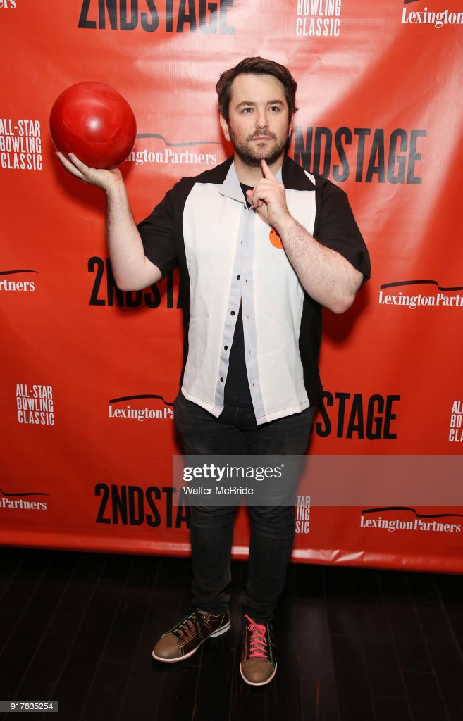 Alex Brightman attends the Second Stage Theatre 2018 Bowling Classic at Lucky Strike on February 12, 2018 in New York City.