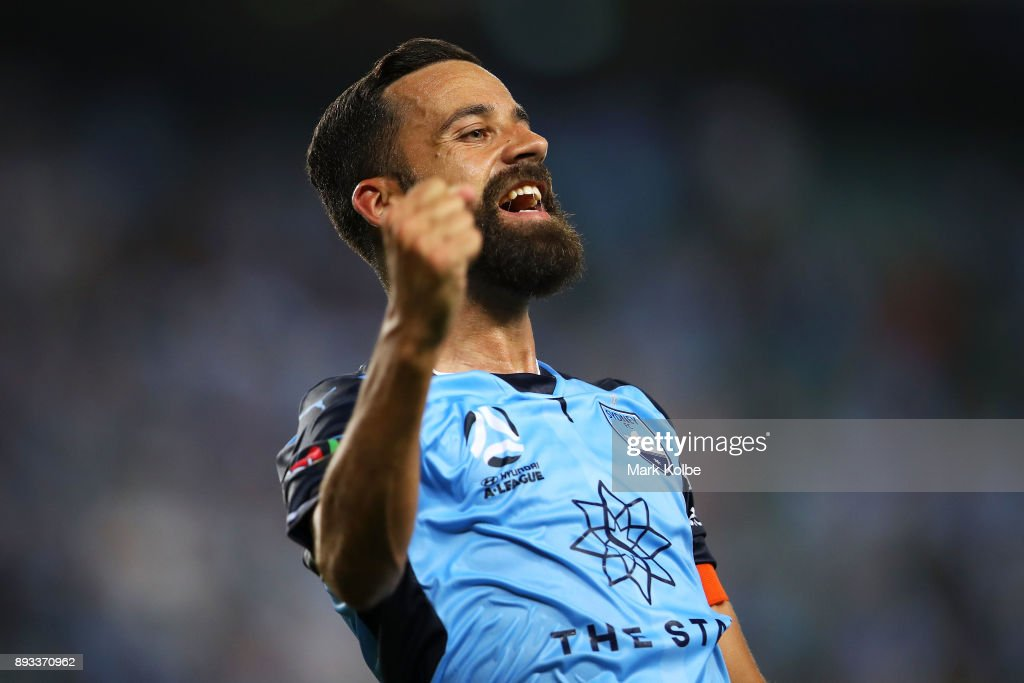 A-League Rd 11 - Sydney v Melbourne City