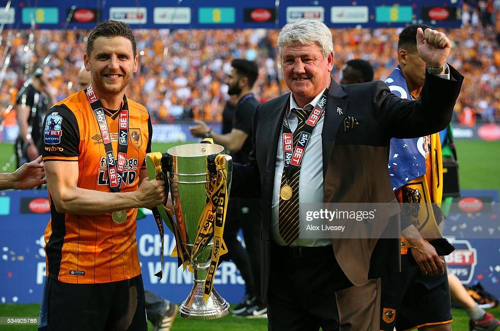 Hull City v Sheffield Wednesday - Sky Bet Championship Play Off Final : News Photo