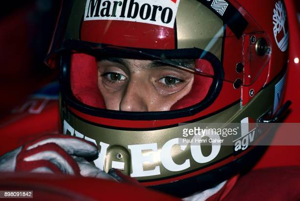 Alex Caffi Grand Prix of Belgium Circuit de SpaFrancorchamps 28 August 1988