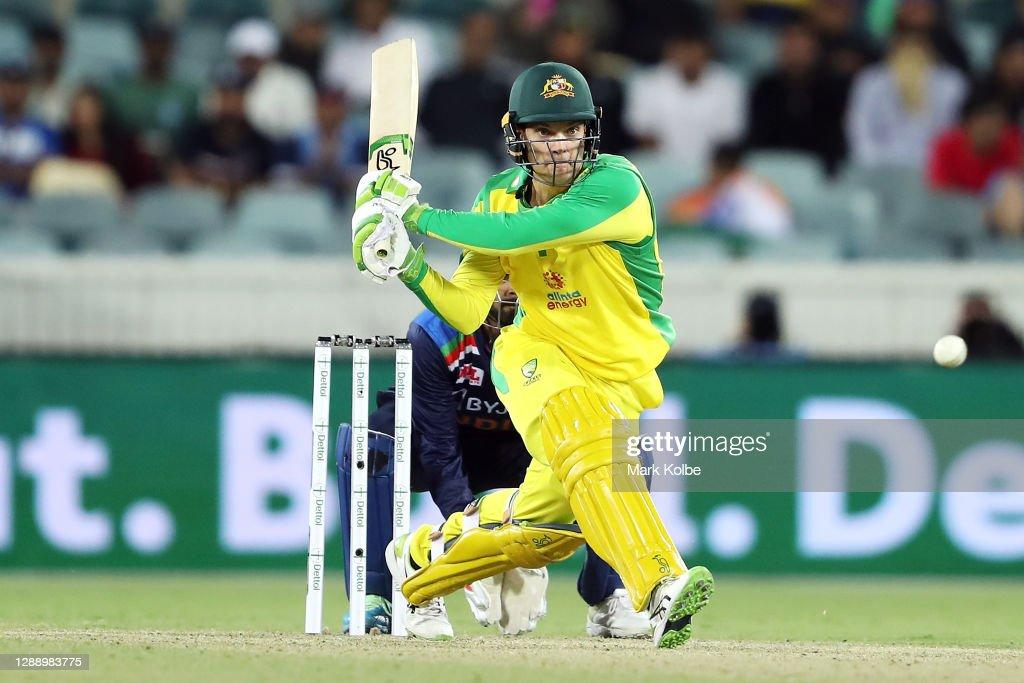 Australia v India - ODI Game 3 : News Photo