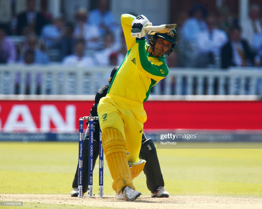 New Zealand v Australia - ICC Cricket World Cup 2019 : News Photo