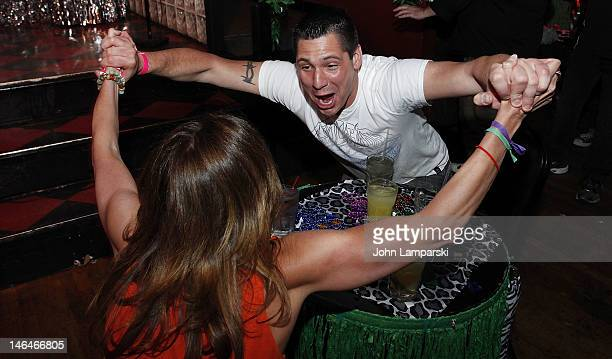 Alex Carr attends Alex Carr's birthday celebration>> at The Stonewall Inn on June 16 2012 in New York City