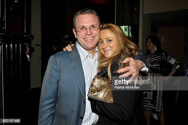 Alex Casdin and Caroline Berthet attend THE HASSENFELD COMMITTEE Presents Adults In Toyland at Cipriani on November 5 2008 in New York City