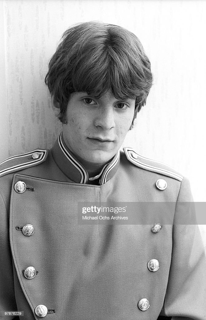 Alex Chilton of The Box Tops poses for a portrait on May 2, 1968 in New York City, New York.