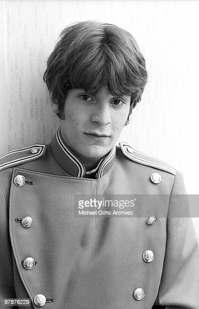 Alex Chilton of The Box Tops poses for a portrait on May 2 1968 in New York City New York