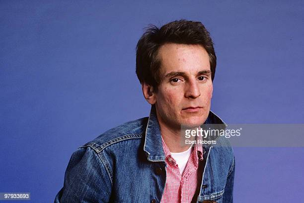 NEW YORK SEPTEMBER 01 Alex Chilton posed in the photographer's studio in New York City on September 01 1987