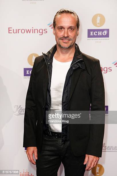Alex Christensen attends the Echo Award 2016 on April 07 2016 in Berlin Germany