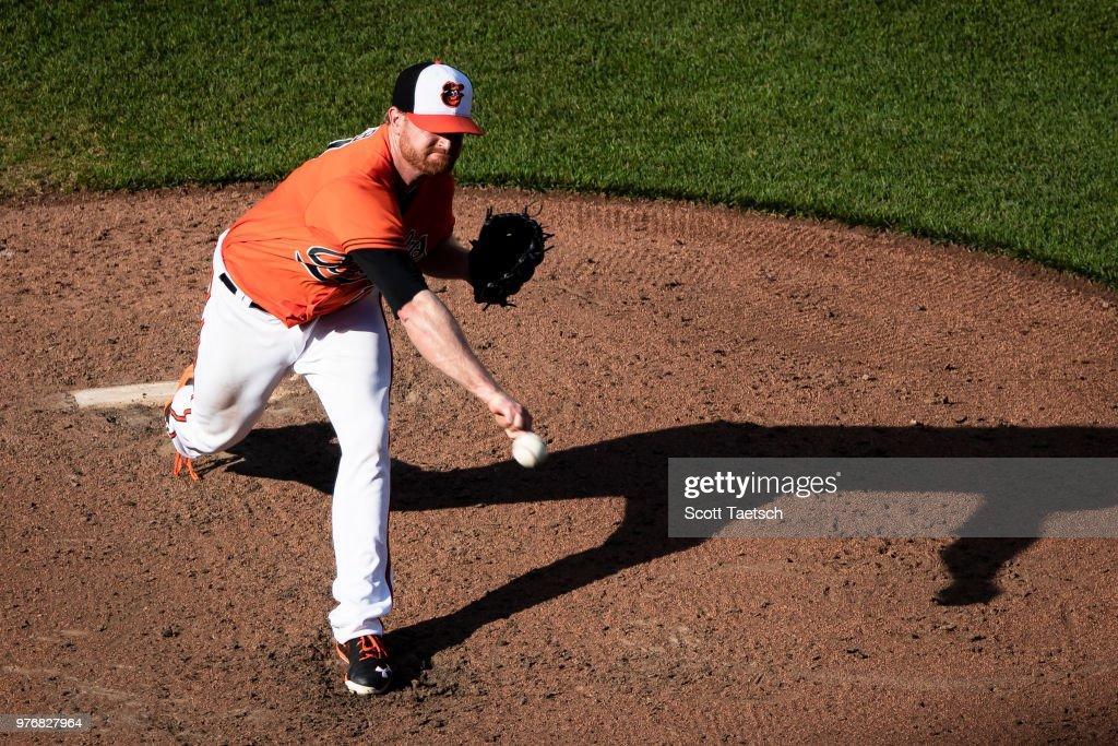 Miami Marlins v Baltimore Orioles : News Photo