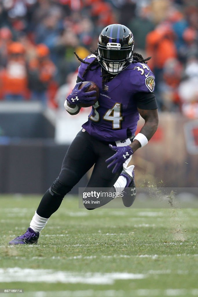 Baltimore Ravens v Cleveland Browns : News Photo