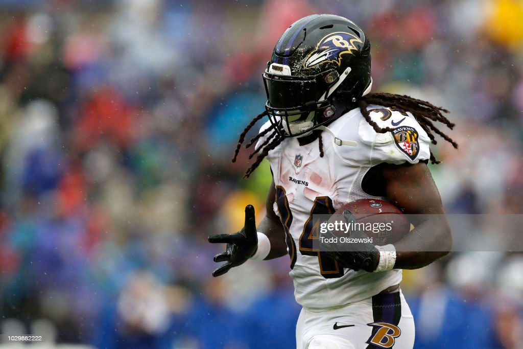 Buffalo Bills v Baltimore Ravens : News Photo