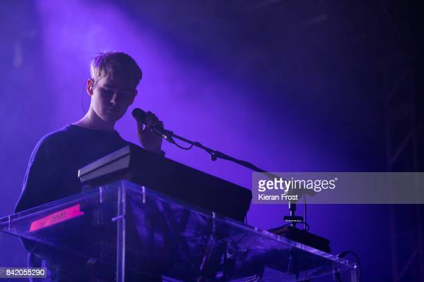 Alex Crossan perform at Electric Picnic Festival at Stradbally Hall Estate on September 2 2017 in Laois Ireland