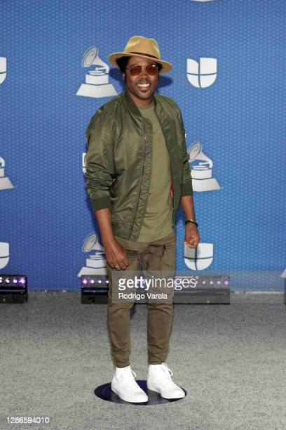 Alex Cuba attends The 21st Annual Latin GRAMMY Awards at American Airlines Arena on November 19 2020 in Miami Florida