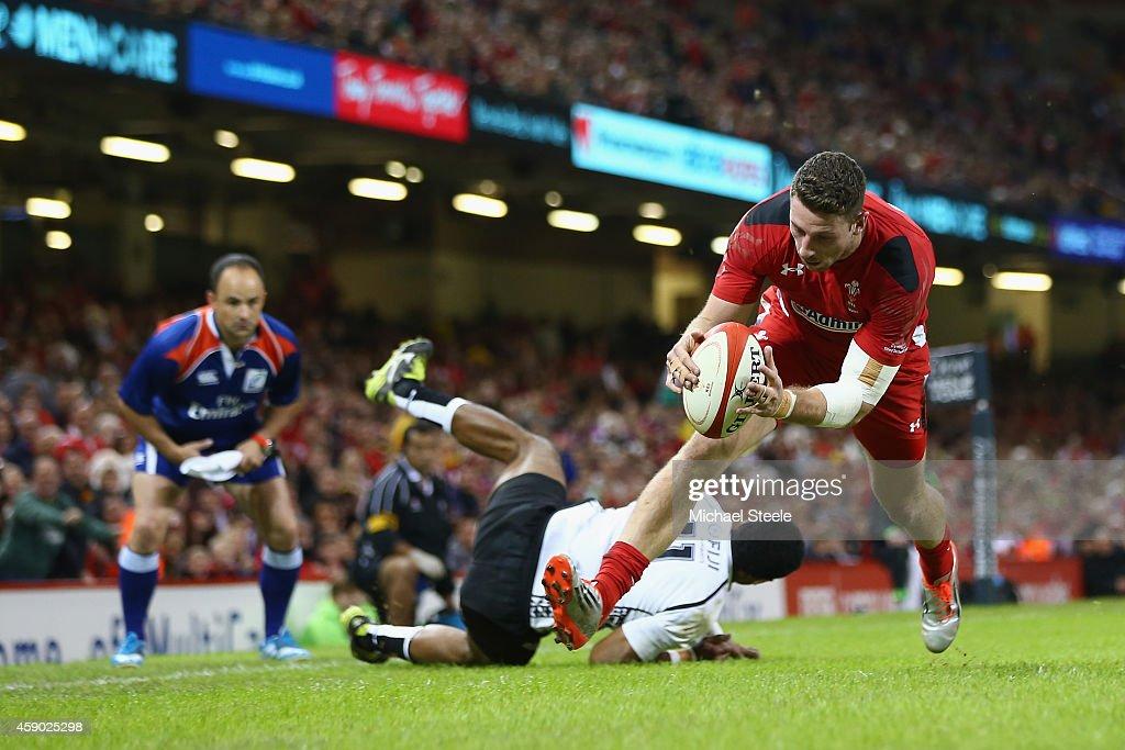 Wales v Fiji - International Match