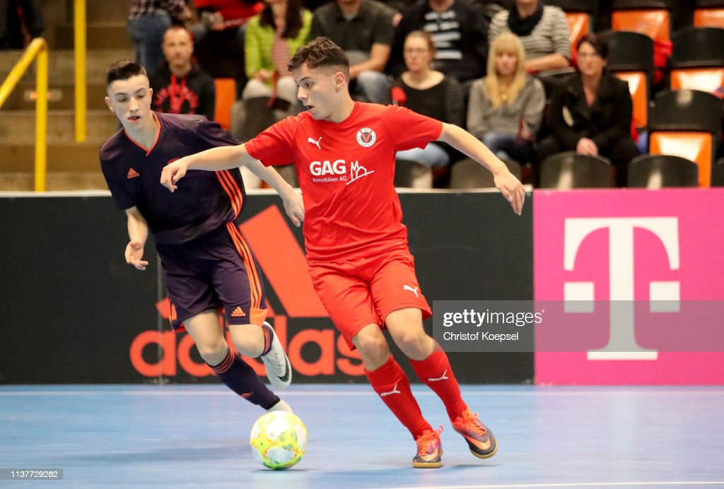 DEU: German Futsal Championship Of A, B And C Juniors