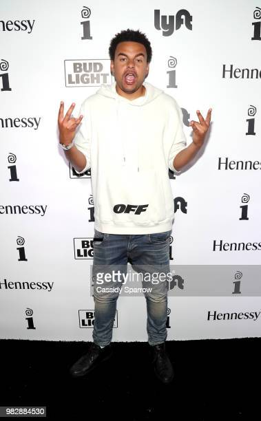 Alex da Kid attends IGA X BET Awards Party 2018 on June 24 2018 in Los Angeles California