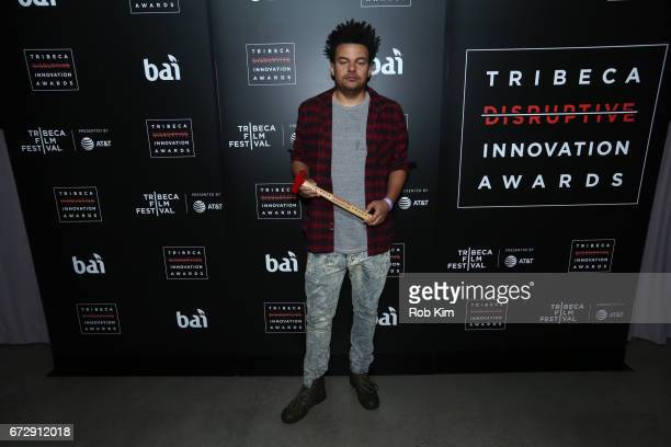Alex da Kid attends the TDI Awards during the 2017 Tribeca Film Festival at Spring Studios on April 25 2017 in New York City