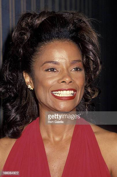 Alex Datcher attends First Annual Minority Motion Picture Awards on September 10 1993 at the Wiltern Theater in Los Angeles California
