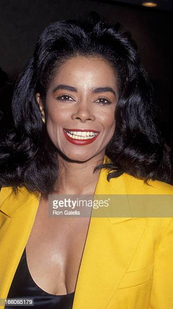 Alex Datcher attends the screening of Screening of Passenger 57 on November 5 1992 at Mann Bruin Theater in Westwood California