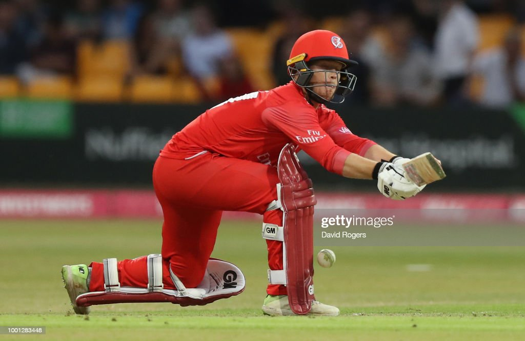 Leicestershire Foxes v Lancashire Lightning - Vitality Blast