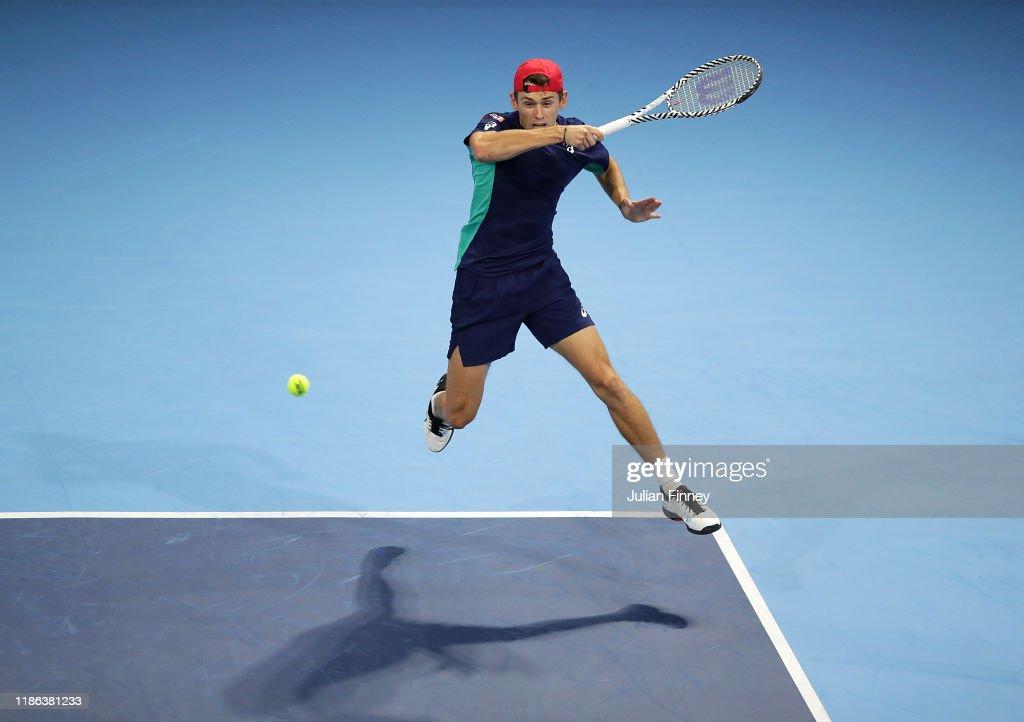 Next Gen ATP Finals - Day Four : News Photo