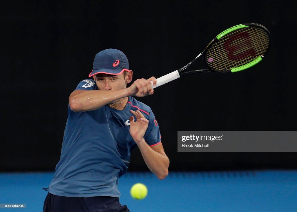 2019 Sydney International - Day 5 : News Photo
