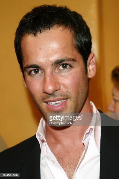 Alex Dimitriades during 'Ghost Ship' Premiere at Mann Village in Los Angeles CA United States