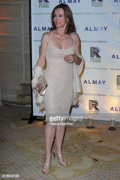 Alex Donnelley attend THE ALMAY CONCERT to Celebrate the RAINFOREST FUND'S 21st Birthday at The Plaza Hotel on May 13th 2010 in New York City