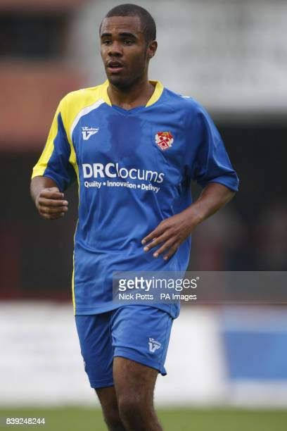 Alex Dyer Kettering Town