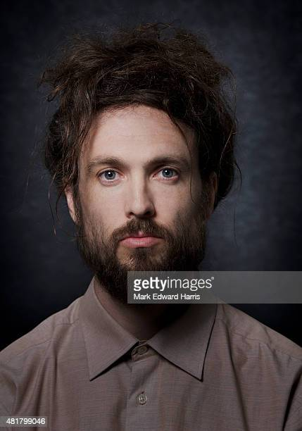Alex Ebert from Edward Sharpe and the Magnetic Zeros is photographed at the Quebec Music Festival in Quebec City for Self Assignment on July 16 2015