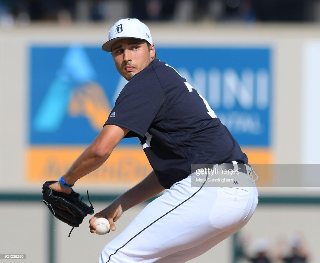 Pittsburgh Pirates v Detroit Tigers : News Photo