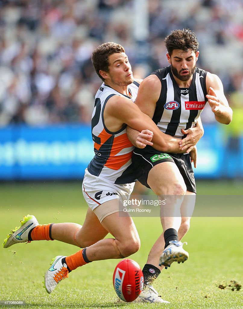 AFL Rd 11 - Collingwood v GWS